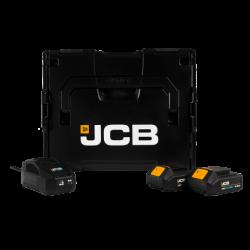 Куфар за инструменти JCB LB136 L-Boxx 136, 445х358х152 мм