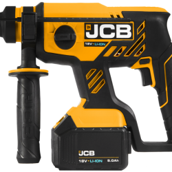 JCB Brushless SDS Rotary Hammer Drill - BARE