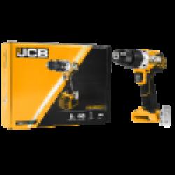 JCB-18BLDD-B-E BRUSHLESS CORDLESS SCREWDRIVER 65 Nm,18V, SOLO