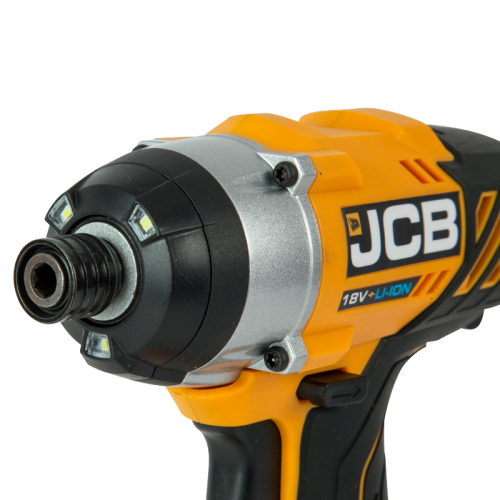 JCB 18V Cordless Impact Driver