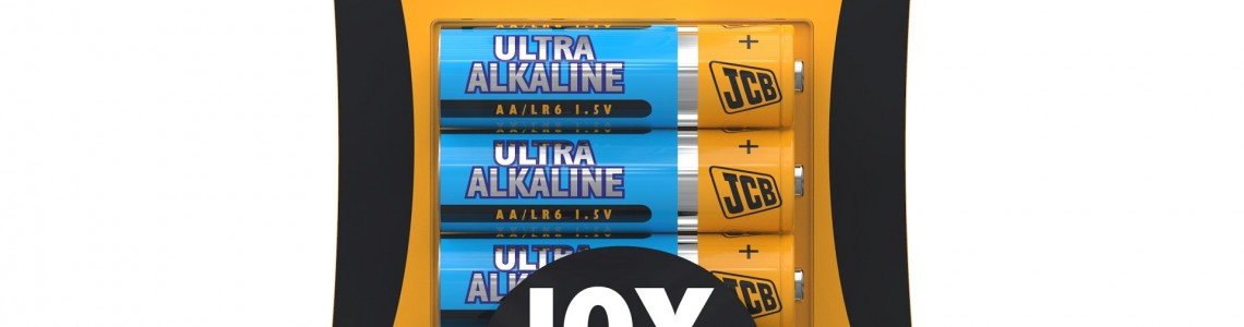 ULTRA ALKALINE BATTERIES